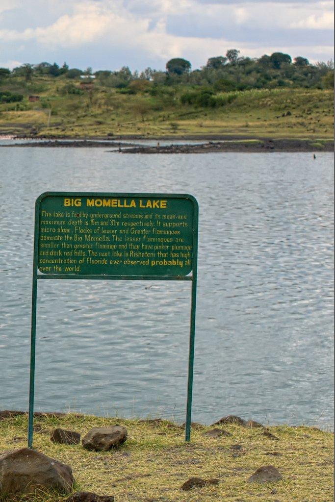 Big Momella Lake
