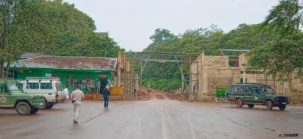 Ngorongoro, Lodoare Gate