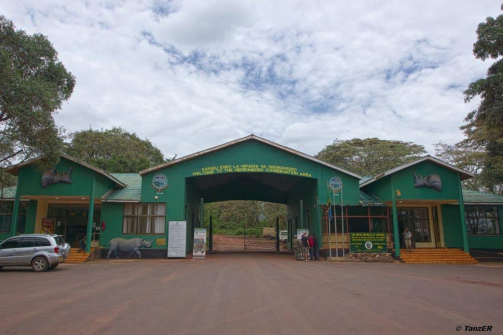 Lodoare Gate